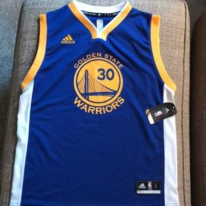 Kid's Steph Curry jersey